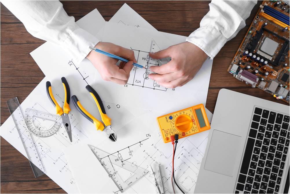 Assessoria e Gestão de projetos e implementação de instalações elétricas industriais