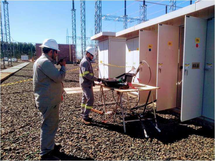 Laudos Técnicos e Prontuário das Instalações Elétricas