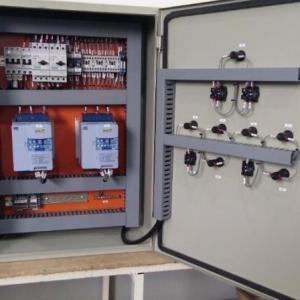 Projeto de quadro elétrico