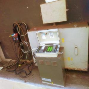 Analise de energia elétrica